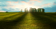 Stone henge, ideal place for rituals